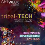 Lot23 Announces Tribal Tech Performance during ArtWeek Exhibition